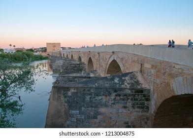 Puente Romano, Córdoba, Andalusia, Spain