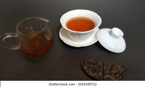 Pu-Erh tea has long been valued in Chinese herbalism for its vast benefits, antioxidant for healthy benefits, reduce stress, weight loss, cell repair... The aged tea has a distinct fragrance flavour.