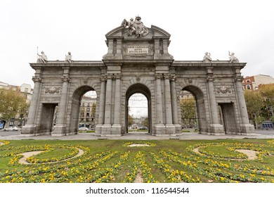 "The ""Puerta de Alcal���¡"", Madrid, Spain"