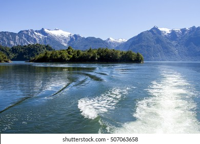Puerto Chacabuco - South America - Patagonia - Chile - The Inside Passage Of The Chilean Fjords
