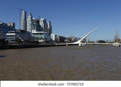 Puerto Madero: Buenos Aires, Argentina