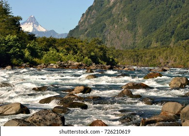 Puerto Montt, Chile - Rafting on the Petrohué River