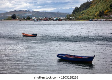 Puerto Montt. South of Chile