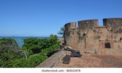 Puerto Plata fort