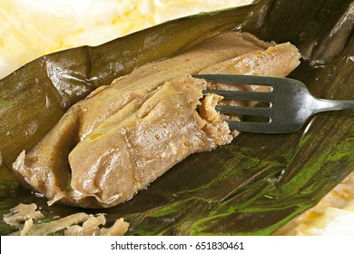 Puerto Rican Pasteles Images Stock Photos Vectors Shutterstock
