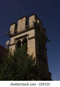 Puerto Rico Church Tower