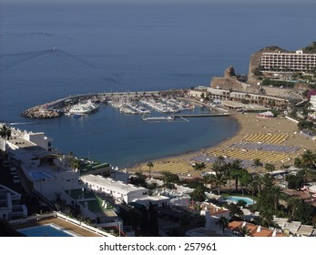 Puerto Rico, Gran Canaria