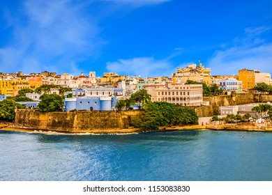 Puerto Rico on a Sunny Day