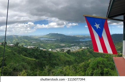 Puerto Rico's valley