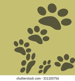 Pug marks