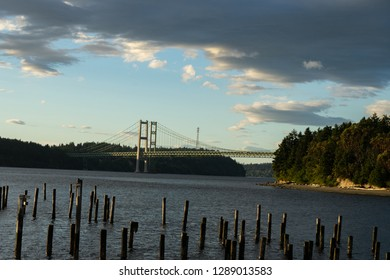 Puget Sound Tacoma Narrows Bridge