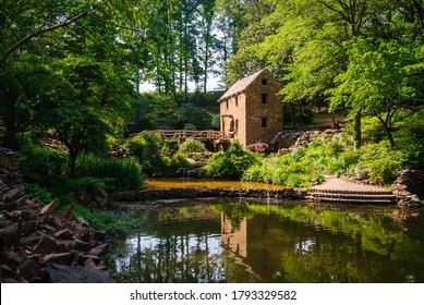 Pugh's Mill Park in Arkansas