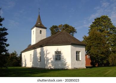 Puhajoee Church, Ida-Viru county, Estonia