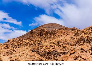 Pukara de Quitor, San Pedro de Atacama
