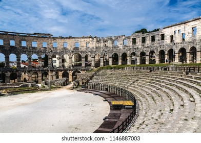 Pula, Croatia - Amphitheatre