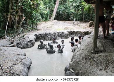 Mud Bath Images Stock Photos Amp Vectors Shutterstock