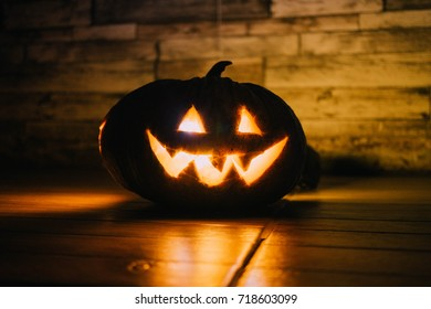 pumkin for halloween concept.