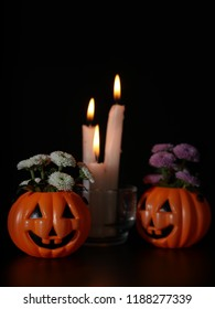 pumkins in Halloween