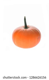 Pumpkin isolated on a white background