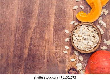 pumpkin seeds healthy food