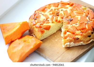 pumpkin sweet pie