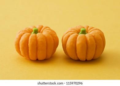 Pumpkin toy
