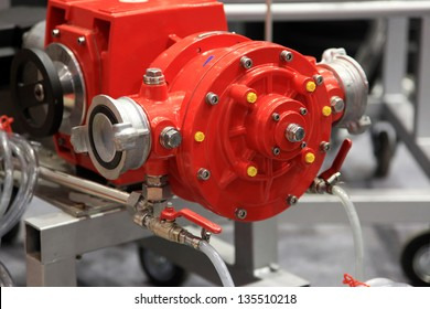 Pumps for Fire Extinguishing of large capacity