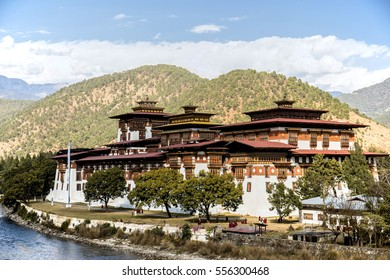 The Punakha Dzong is the administrative centre of Punakha dzongkhag in Punakha, Bhutan. Constructed by Zhabdrung (Shabdrung) Ngawang Namgyal in 1637-38