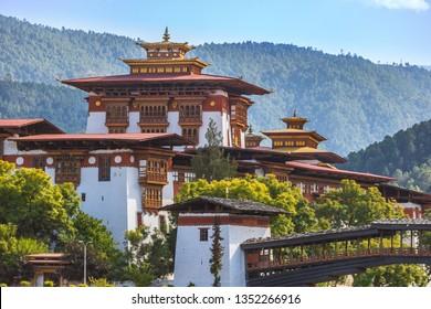 Punakha Dzong in Buthan