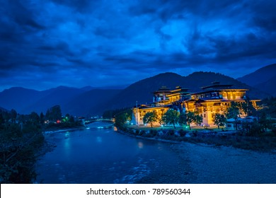 Punakha Dzong is the second oldest and second largest dzong in Bhutan and one of its most majestic structures. It is arguably the most beautiful dzong in the country