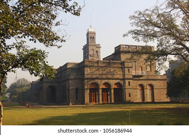 Pune University, Main building, Pune