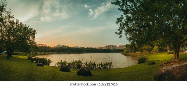 Punggol Park - Singapore