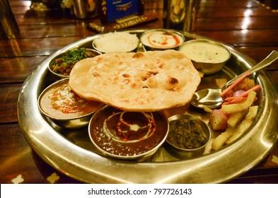 Punjabi Thali Amritsar