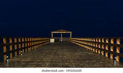 Punta Cana Beach Pier, Dominican Republic