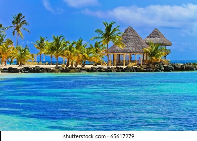 Punta Cana in Dominican Republic : beaches and jungle
