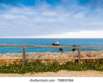 Punta del Salto de la Mora, Casares, Costa del Sol Occidental, Malaga, Andalusia, Spain
