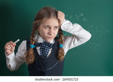 a pupil at the school board
