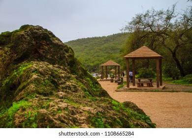 puplic park in oman salalah