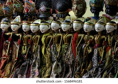 Puppet show is one of a variety of puppet arts made from wood.Puppet Show ( Wayang Golek ) is one of the traditional puppet arts from West Java,Indoesia.