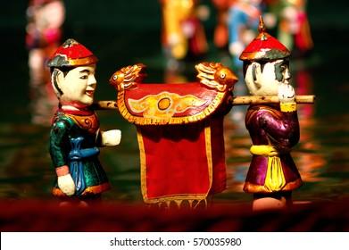 Puppet of vietnam