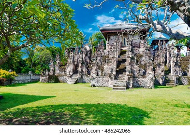 Pura Beji, Indonesia, Bali, Lovina.