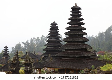 The Pura Besakih Temple in Bali (Mother temple of Besakih), Indonesia