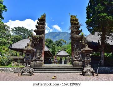 Pura Luhur Batukaru Temple, Penebe, Bali Island, Bali, Indonesia