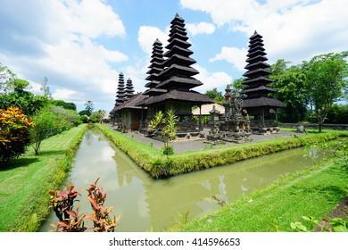 Pura Penataran Agung , hindu temple of Bali, Indonesia.