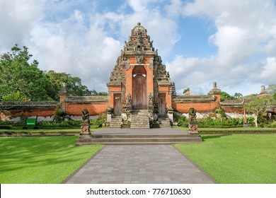 Pura Taman Ayun is a compound of traditional Balinese temple and garden with water features located in Mengwi subdistrict in Badung Regency, Bali, Indonesia.