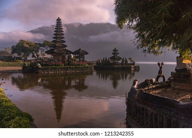 Pura Ulun Danu Beratan, or Pura Bratan, is a major Shaivite water temple on Bali, Indonesia.