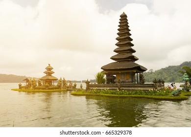 Pura Ulun Danu Bratan,Hindu Temple in Bali