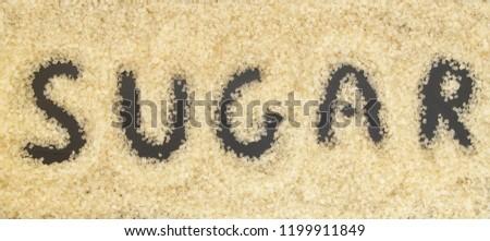 pure-brown-sugar-background-word-450w-11