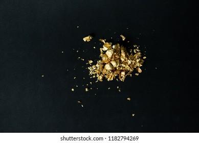 Pure Gold Flakes - Au