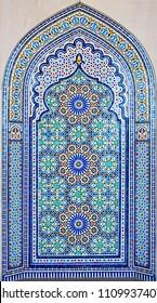 Pure islamic art and architecture